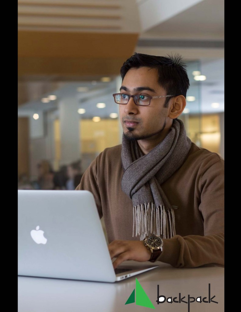 Fahim Aziz - Backpack